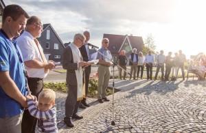 2016 - Einweihungsfeier Krüselplatz